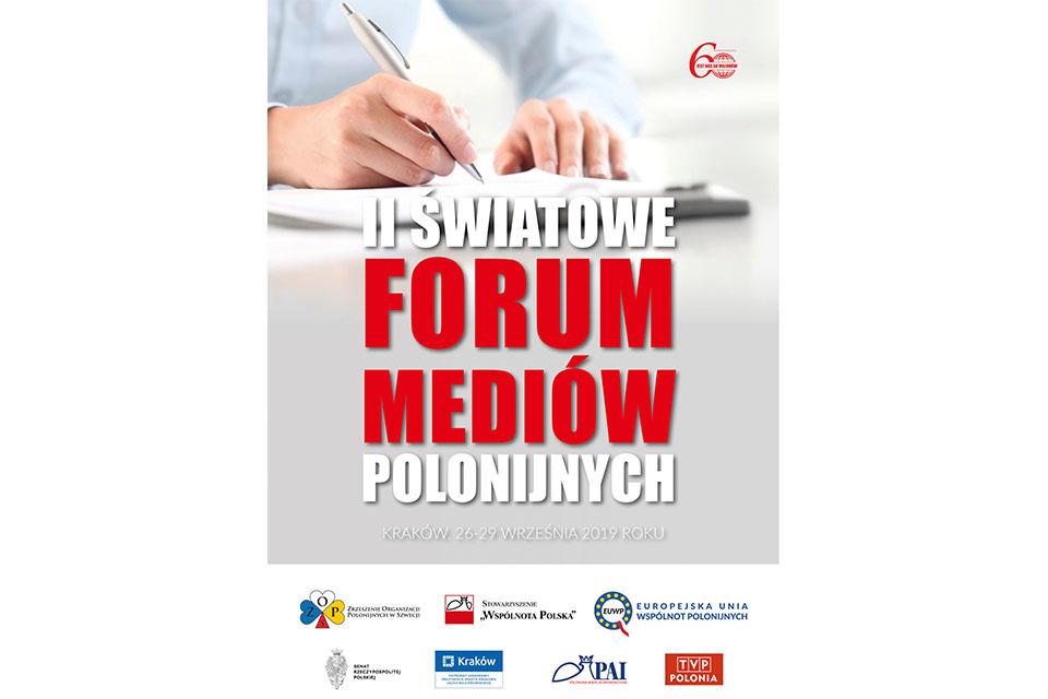 II Światowe Forum Mediów Polonijnych
