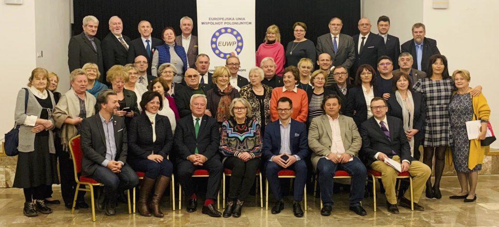 Jubileusz XXV-lecia Europejskiej Unii Wspólnot Polonijnych