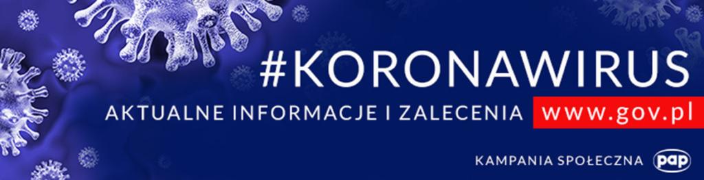 Polska Agencja Prasowa udostępniadla portalu relacje.seinformacje dotyczące koronawirusa